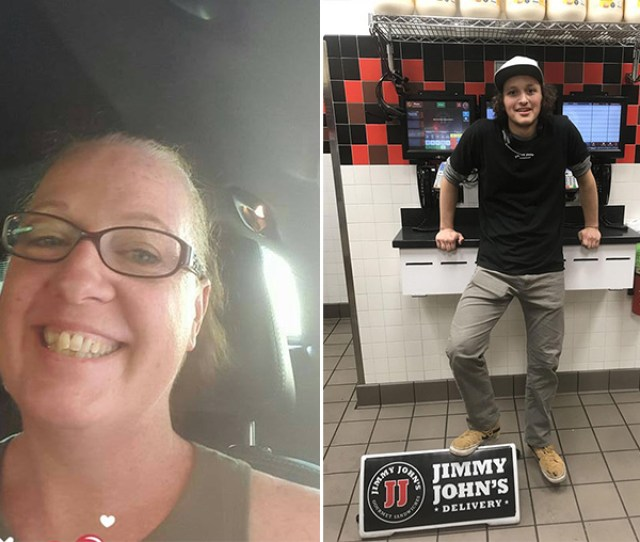 Jimmy Johns Responds To Emergency Phone Call