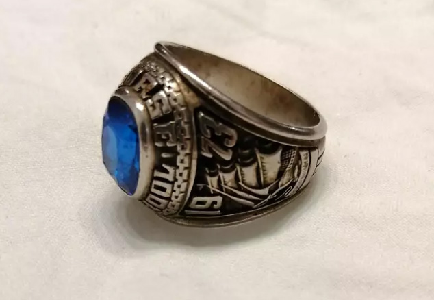 class ring in US found in Finland
