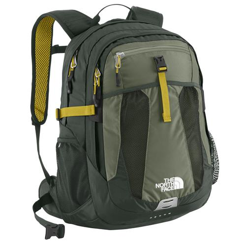 The North Face Recon Daypack Tnf Red Asphalt Grey Devxs