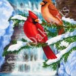 Cardinals at Raymonskill