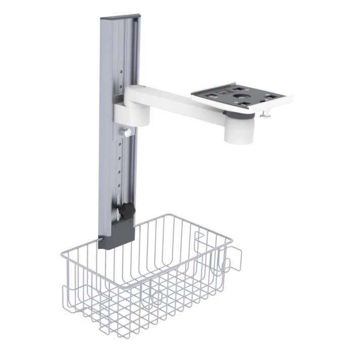 Wall Type Rotary Arm Monitor Stand