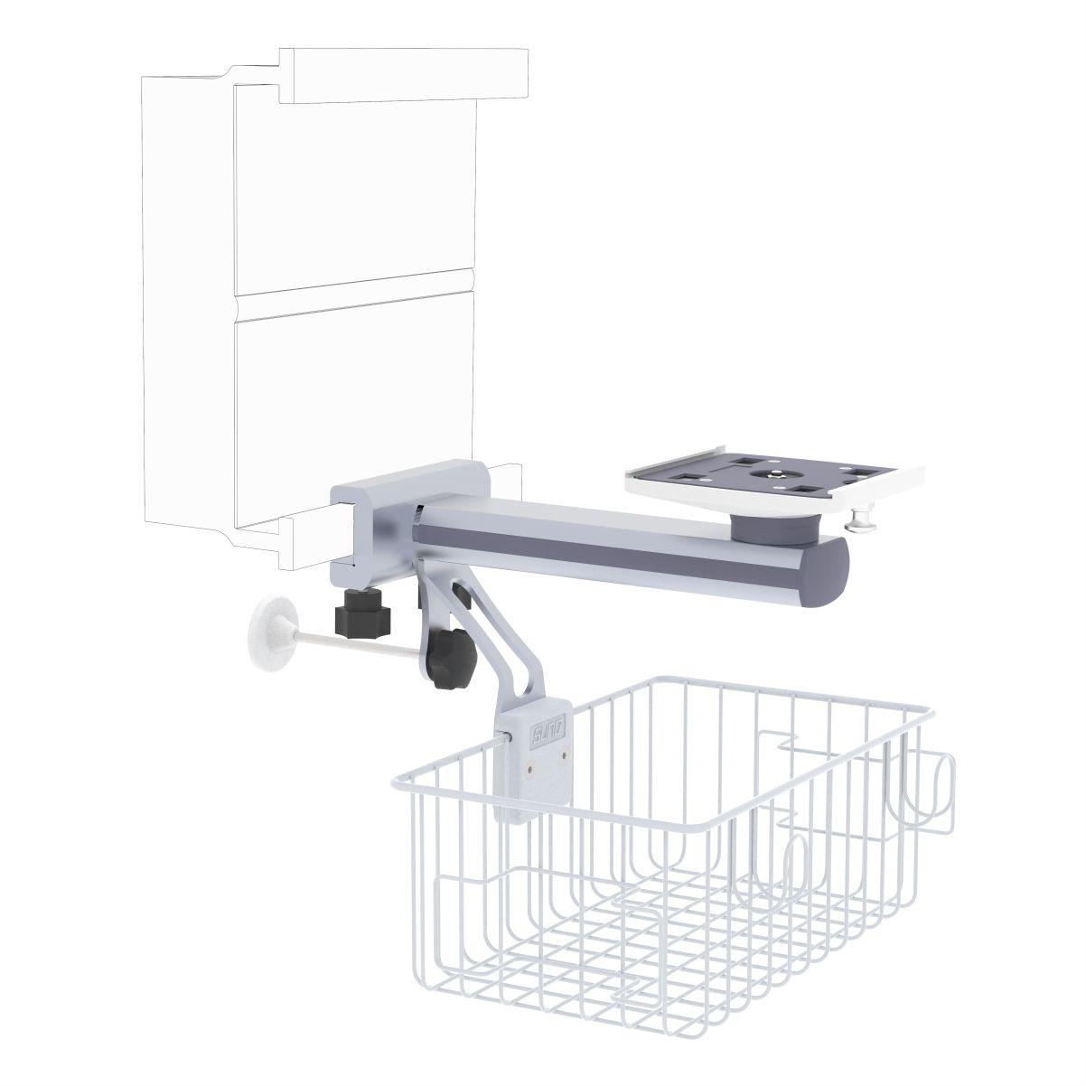 Medical Monitor Mounting
