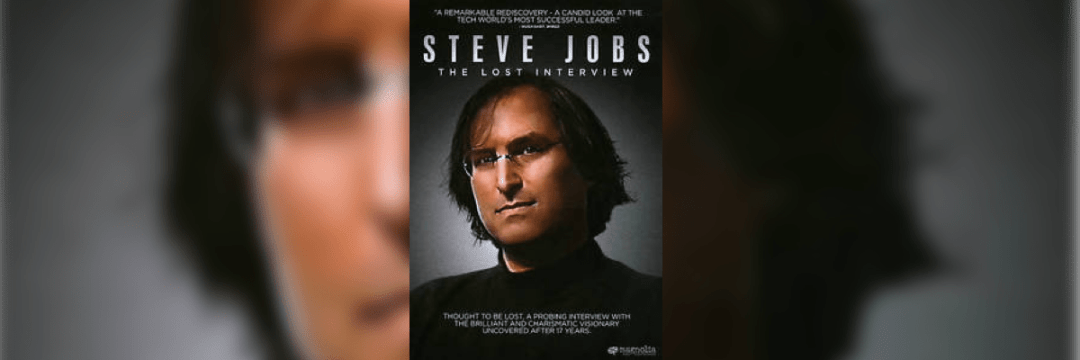 a entrevista steve jobs