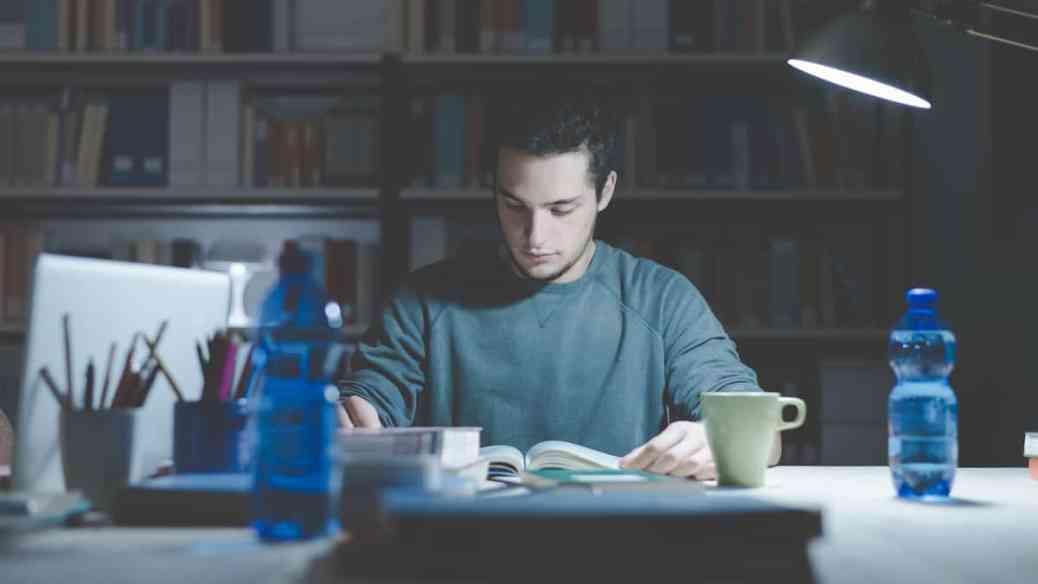 Quando estudar é um investimento com retorno real e justo