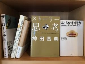 香川の自習室・コワーキングスペースならサンプラット書籍寄贈3-20160114bookkizou3