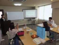 香川県高松市コワーキングスペースサンプラット起業マナー講座セミナー20170710_01