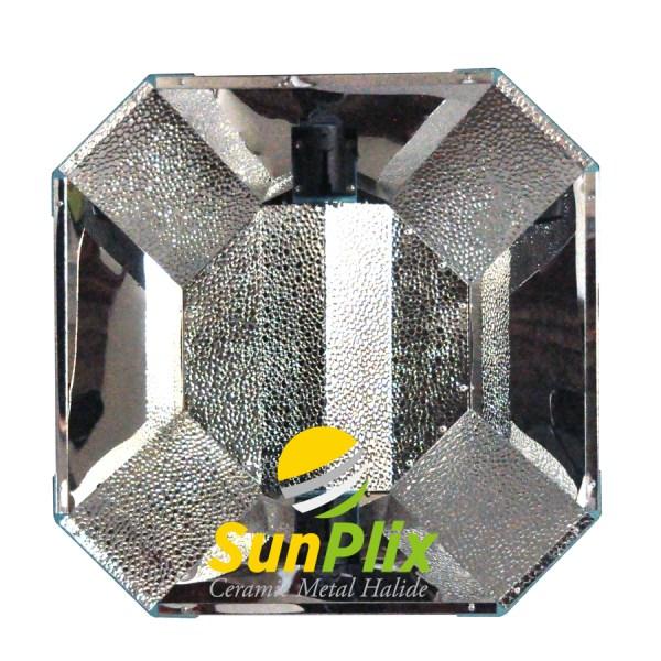 SunPlix CMH-1000R double ended (DE) high quality open reflector