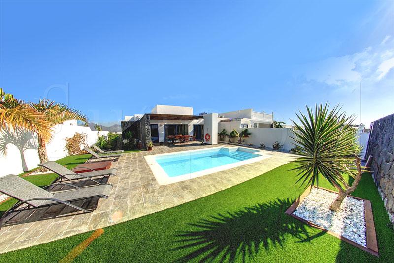 Villas Blancas 2 Villa Lanzarote