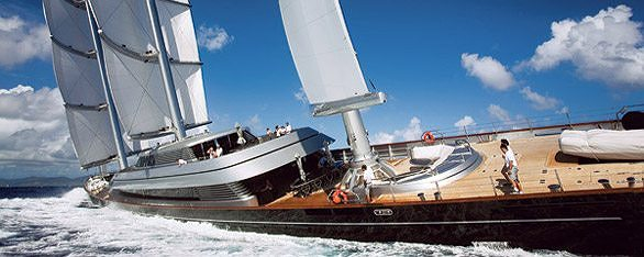Maltese Falcon Available For Charter Sunreef Charter