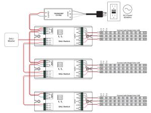 DC DALI Switch SR2702B