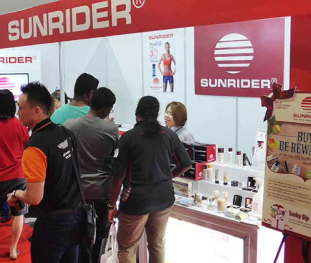 Sunrider Malaysia Took Part In The Malaysia International Retail Franchise Licensing Fair Mirf 2017 Held This Year March 13 16 At The Mid Valley