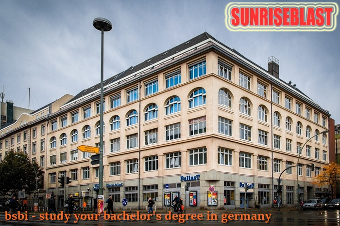 bsbi - study your bachelor's degree in germany