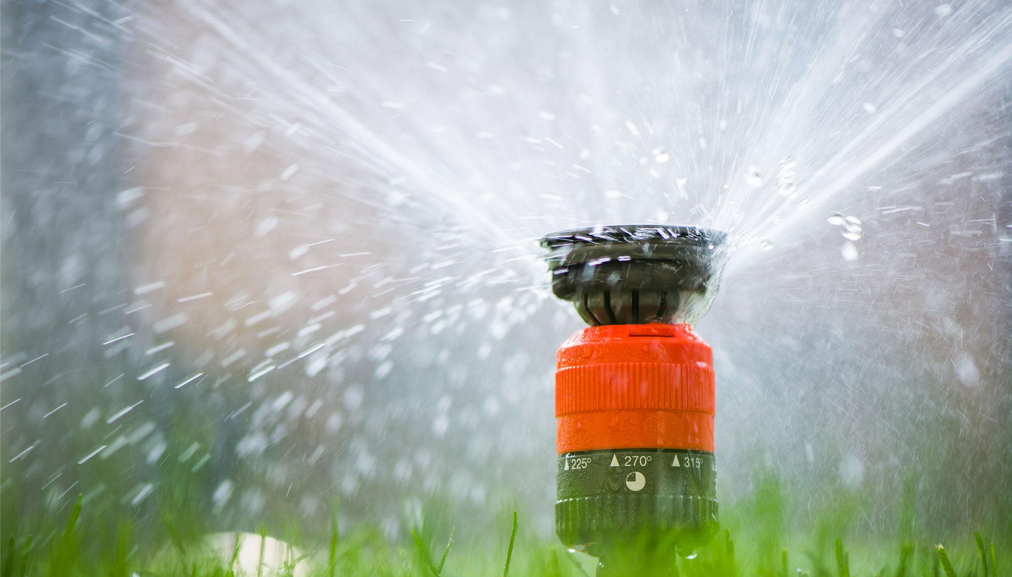 Tampa Bay Irrigation System Installation