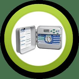 Sprinkler System Control Panel Check-Up