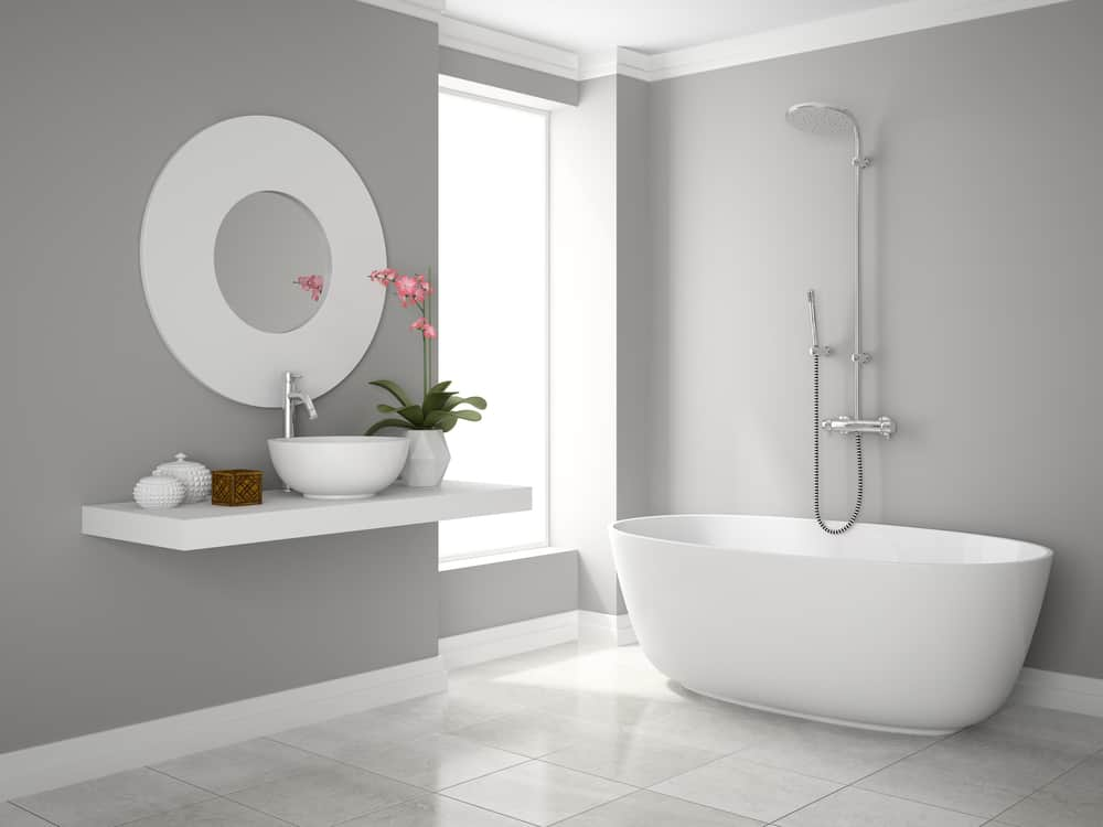 Wet Room: Advantages & Disadvantages You Should Know on Wet Room With Freestanding Tub  id=27957