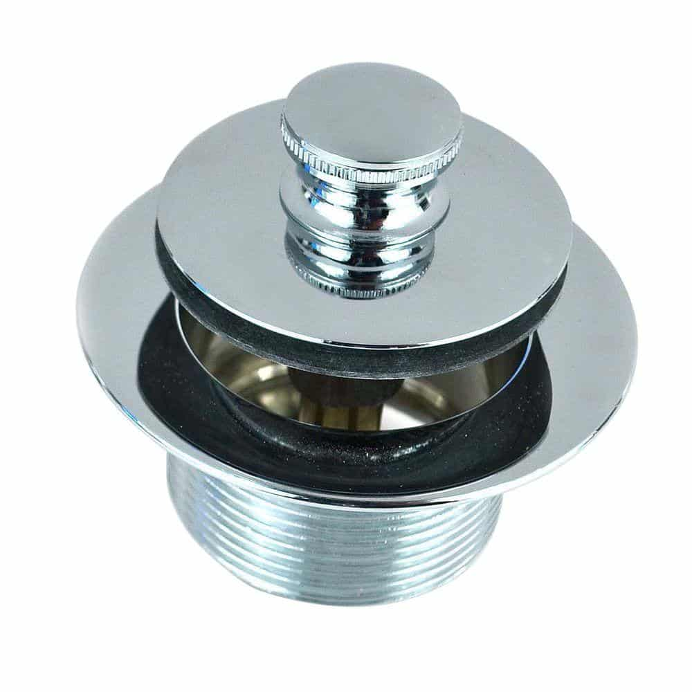 6 types of bathtub drain stopper which