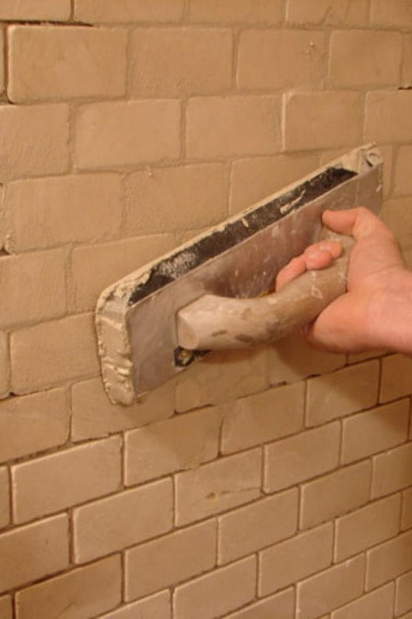 11 tips to grout shower tile