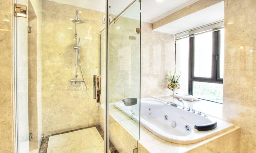 33 marble tile bathroom ideas marble