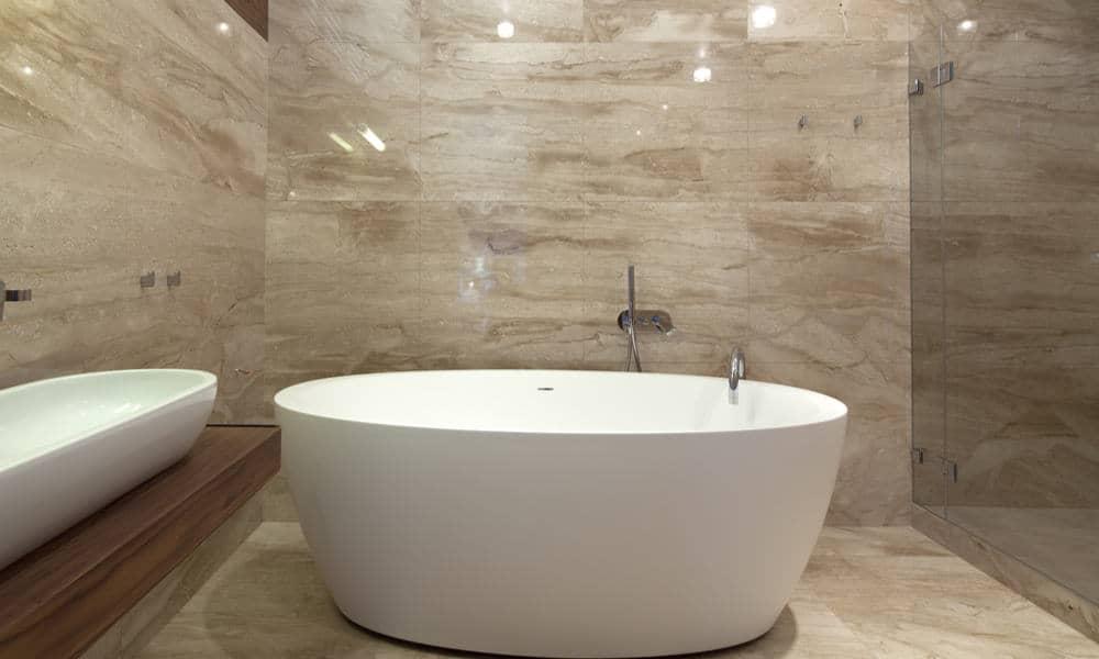 33 wood tile bathroom ideas wood tile