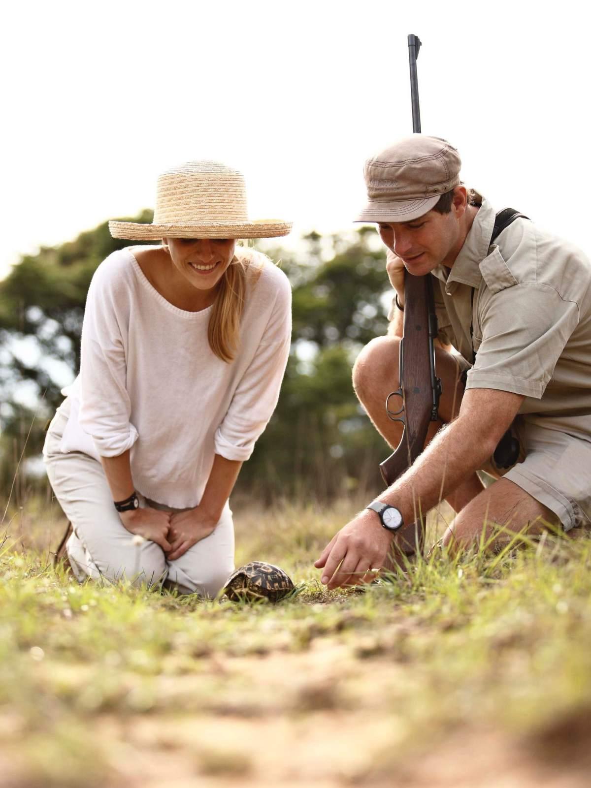 Phinda Homestead, Phinda Homestead is the sole-use bush villa of your safari dreams