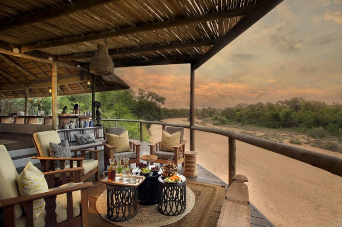3 Luxury Kruger Safari Lodges Ideal for Newlyweds