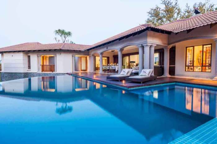 4 Exclusive Luxury Kruger Safari Villas for Hire