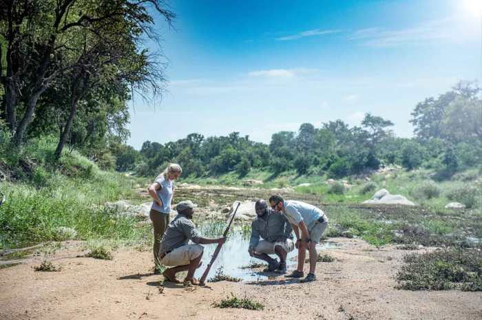 New Kruger Walking Trails Camp for Simbavati