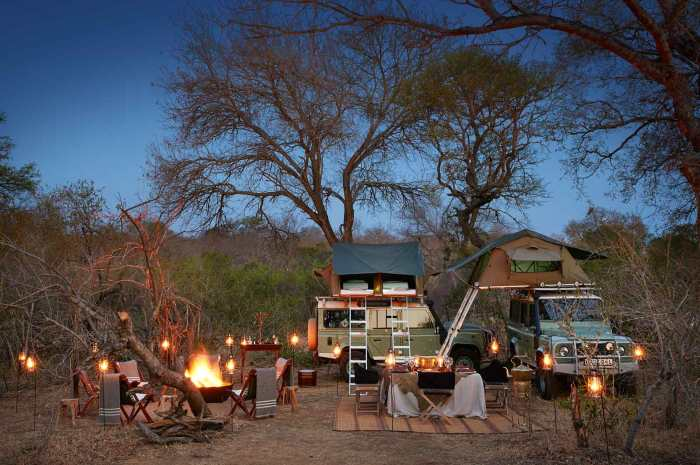 Hire Out the Ultra-luxurious Kubili House in Thornybush