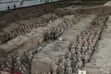 terracotta savaşçı ve atları -6