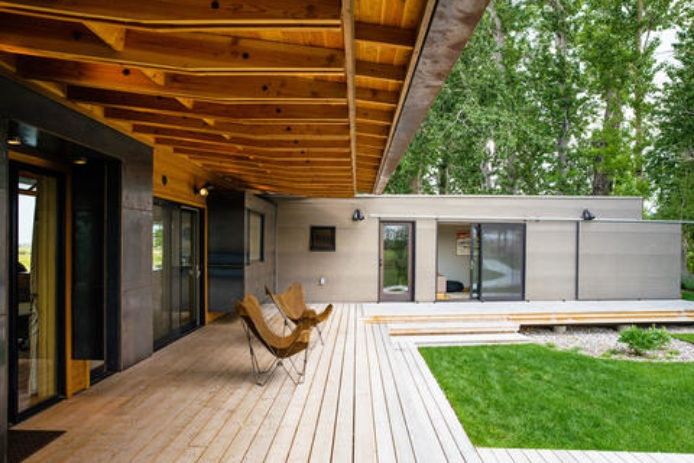 Deck Ideas 40 Ways To Design A Great Backyard Deck Or Patio   Outside Steps Design For Home   Storage Underneath   Small Space   Interior   Natural Outdoor   Railing