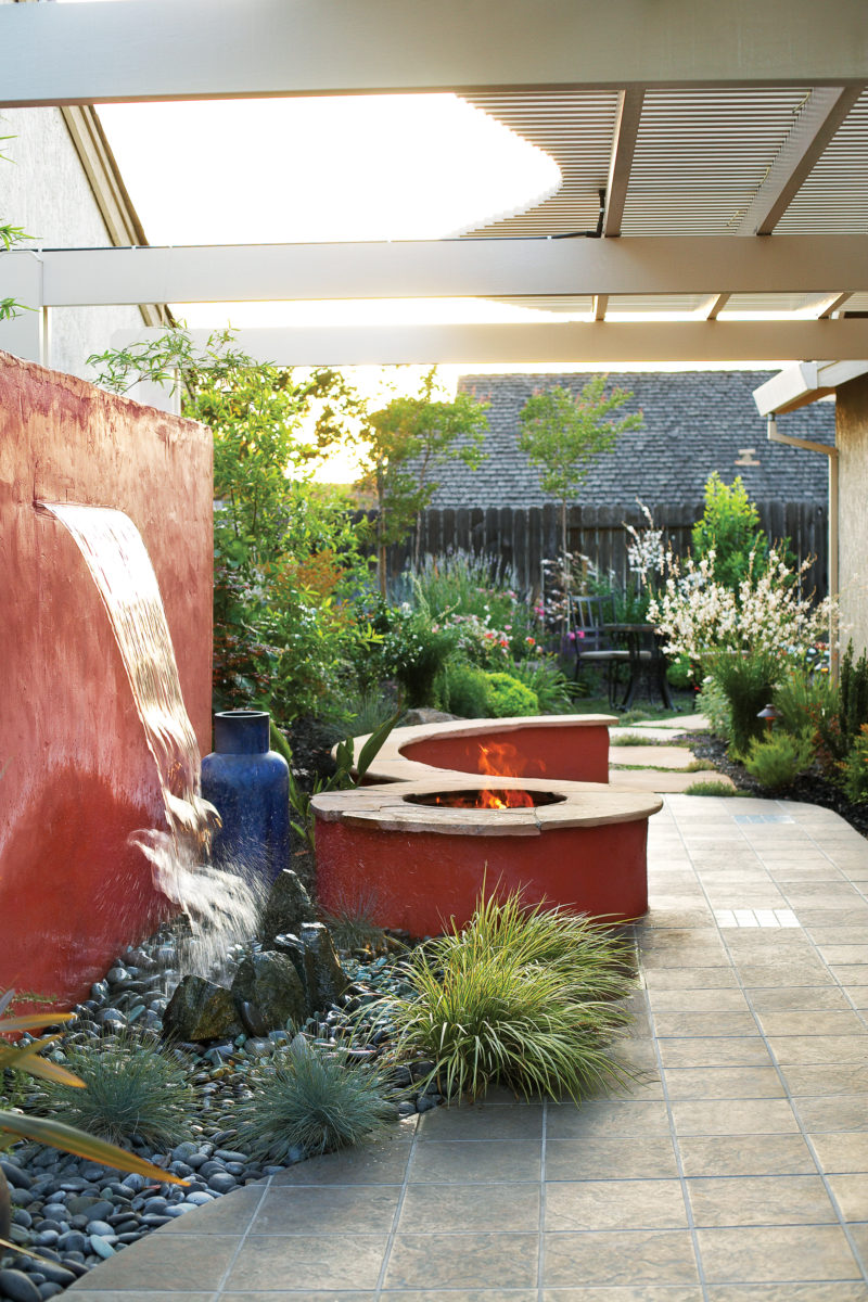 Side Yard Ideas - Sunset Magazine on Small Side Yard Ideas  id=67517