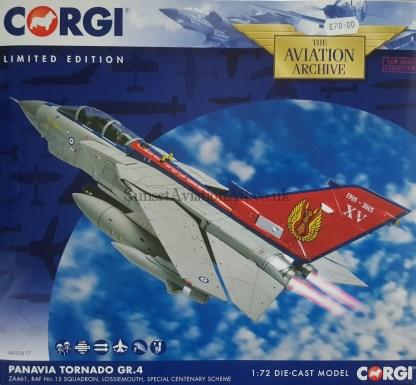 AA33617 Panavia Tornado GR.4 Corgi
