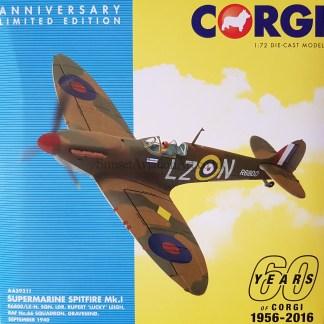 AA39211 Supermarine Spitfire Mk.I