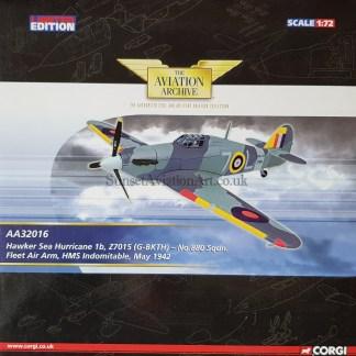 AA32016 Hawker Sea Hurricane 1b