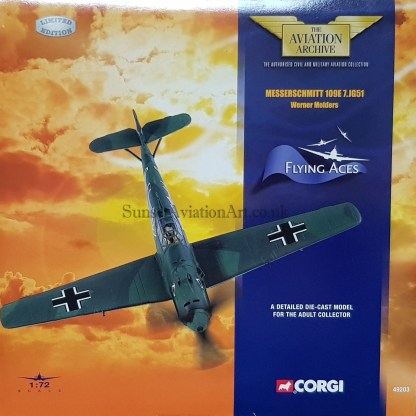Corgi 49203 Messerschmitt 109