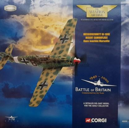 49204 Bf 109 corgi