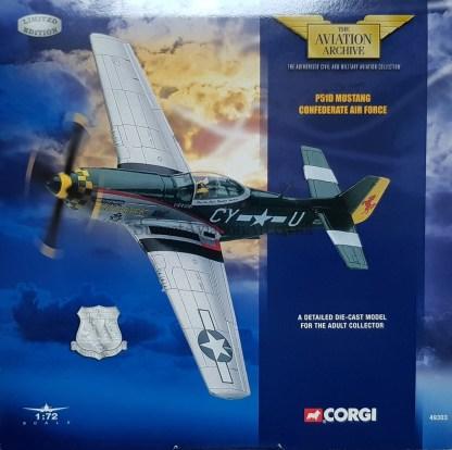Corgi 49303 P - 51 D Mustang