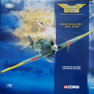 Corgi AA32001 Hawker Hurricane Mk II