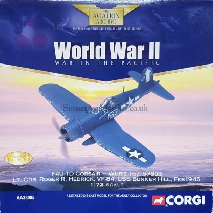 Corgi AA33005 Corsair