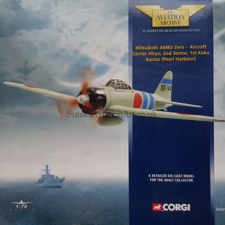 Corgi AA33101 Zero