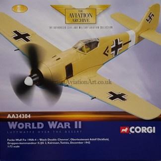 Corgi AA34304 Fw-190