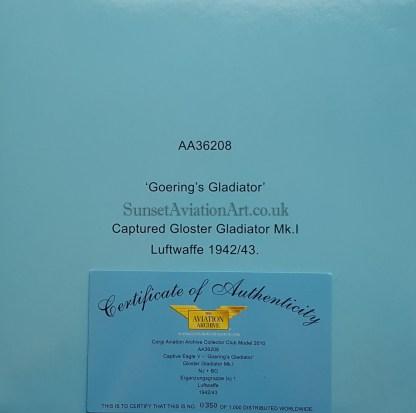 Corgi AA36208 Gladiator