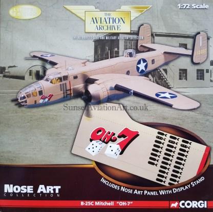 corgi US35305 B-25