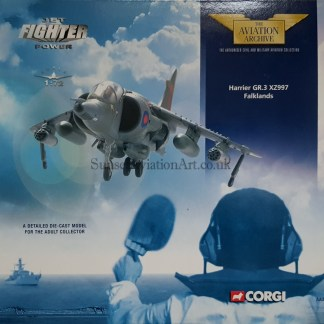 corgi - AA32401 - Harrier