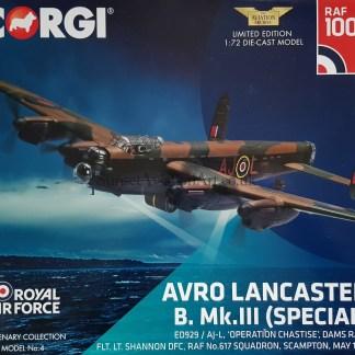 corgi AA32626 Lancaster
