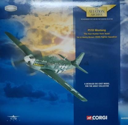 corgi AA32202 P-51 Mustang