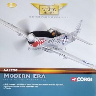 Corgi AA32209 F-51 D Mustang