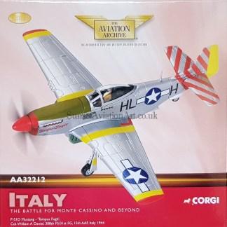 Corgi AA32212 P-51