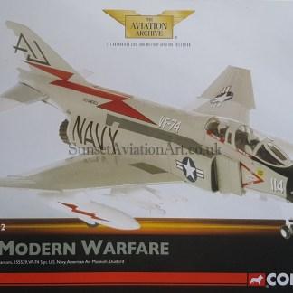 Corgi AA33212 McDonnell F-4 J Phantom