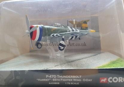 AA33808 Corgi P-47 D Thunderbolt